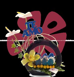 Laguna Azul - Arreglos frutales Quito, Fresas con chcolate Quito, Frutillas con chocolate, frutas conchocolate