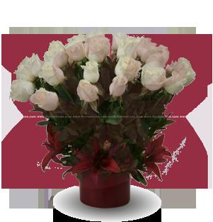 Pureza - Arreglos florales Quito, Flores a domicilio Quito, Floristeria Quito, Floreria Quito