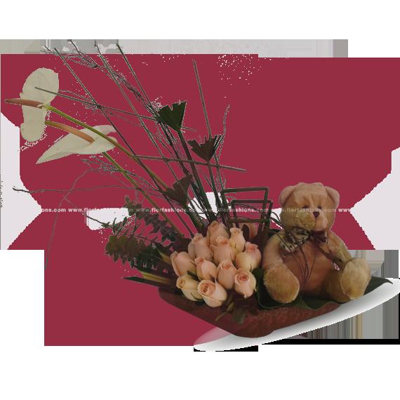 Tierno Velero - Arreglos florales, Flores a domicilio, Floristeria, Floreria