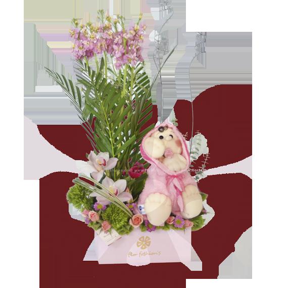 Little sister - Arreglos florales cumbaya, Flores a domicilio cumbaya, Floristeria cumbaya, Floreria cumbaya
