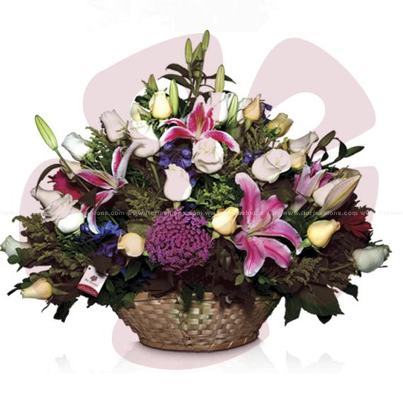 Picasso - Arreglos florales para condolencia, Floristeria, Flores para sepelio, velacion