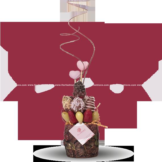 Iris - Arreglos frutales Quito, Fresas con chcolate, Frutillas, frutas con chocolate