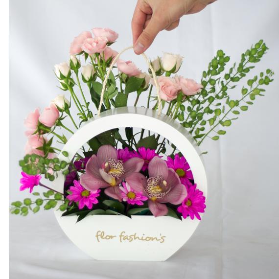 arreglos florales para cumpleaños vanity